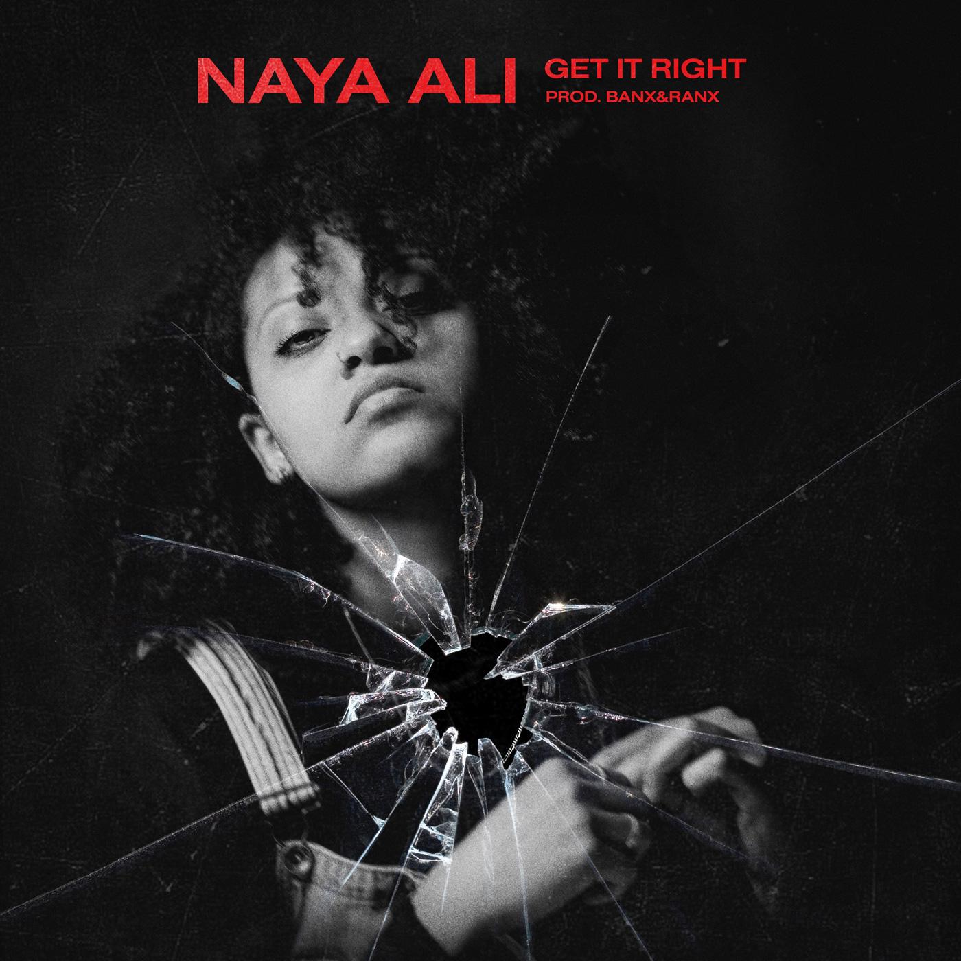 naya ali cover art