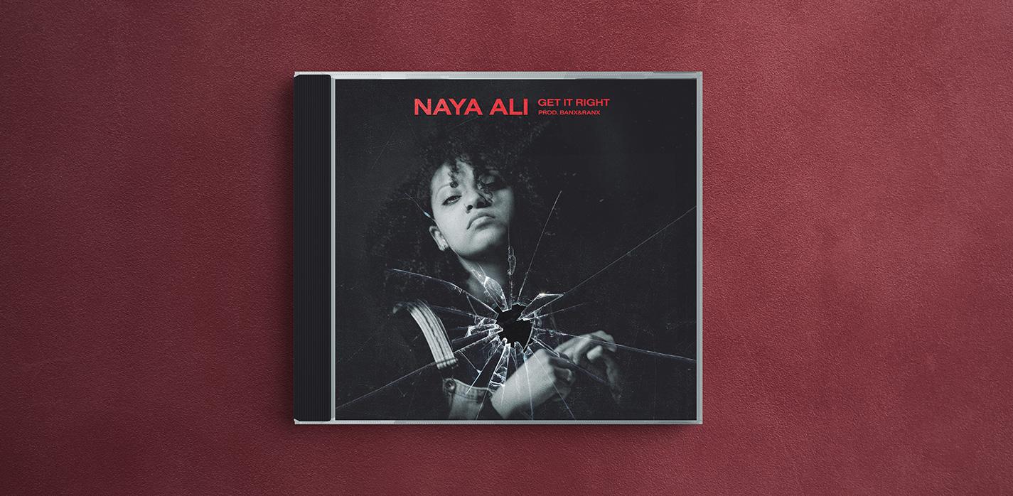 naya ali cover cd