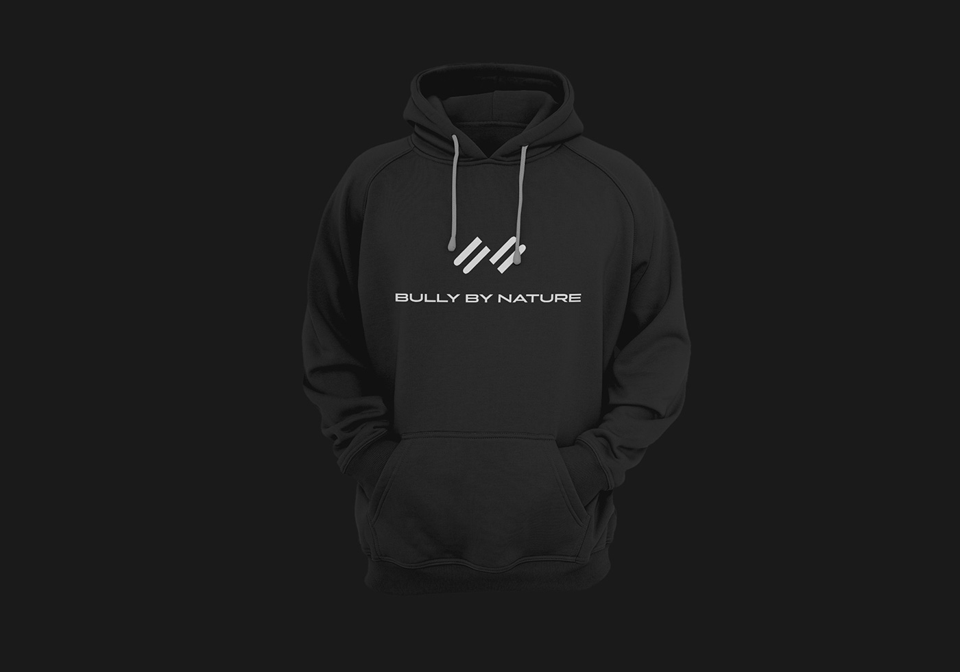 bully by nature hoodie